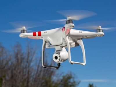 RealSense Technology Drones of Yunee