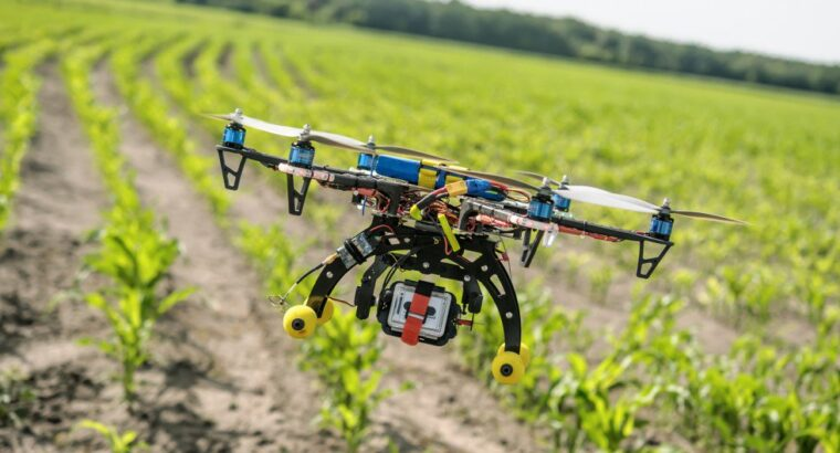 Drones for Agriculture purpose