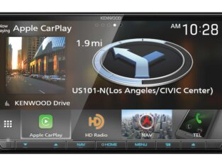 DNX875S AV Navigation System with Bluetooth