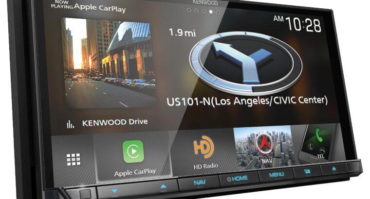 DNX875S AV Navigation System with Bluetooth